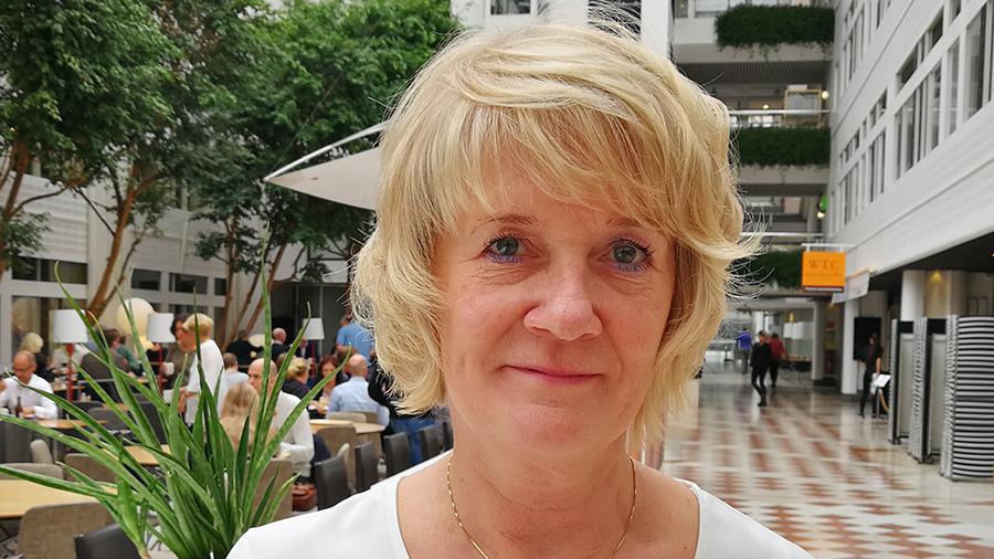 Yvonne Larsen, verksamhetschef inom utbildningsförvaltningen i Motala kommun