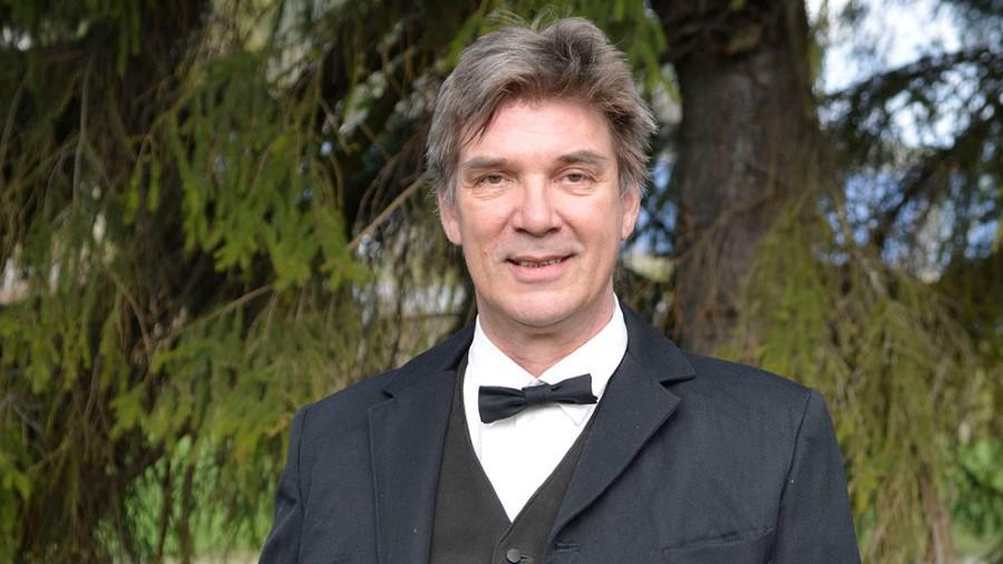 Henrik Zipzane, museichef på Jamtli friluftsmuseum.