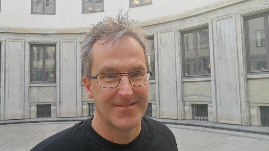 Tom Landberg, Kävesta folkhögskola.